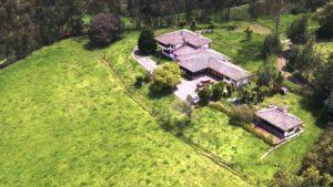 Casa de hacienda pasochoa sangolquí