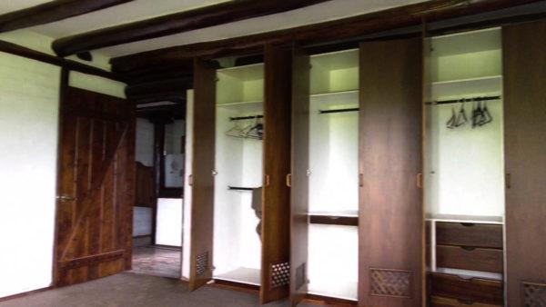 Dormitorio secundario casa hacienda pasochoa sangolquí