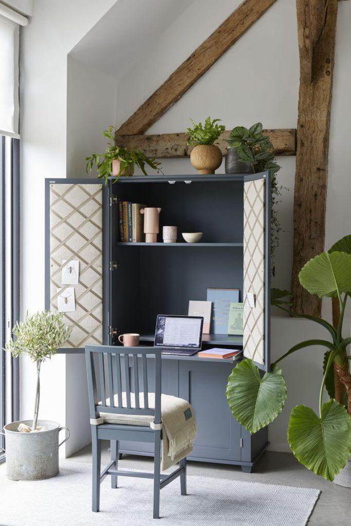Oficina en casa lista para usar