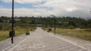 Terreno Puembo Calle Principal