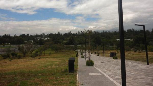 Terreno Puembo Vista Paisaje
