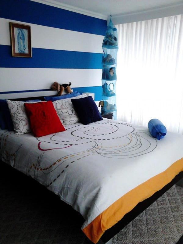 Casa Colegio Alemán Dormitorio 2