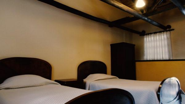 Hacienda Cotacachi Dormitorio Double