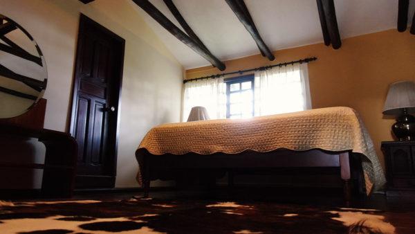 Hacienda Cotacachi Dormitorio SingleT