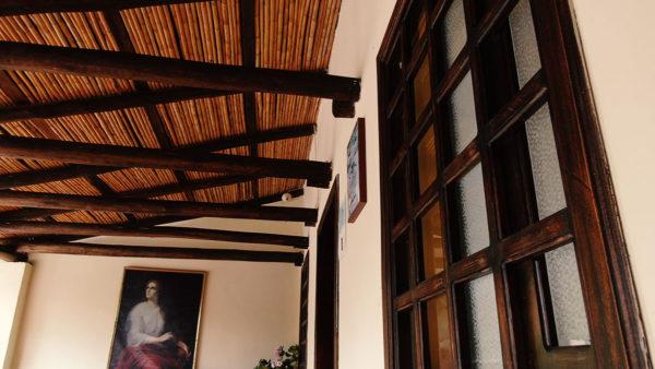 Hacienda Cotacachi Ceilings