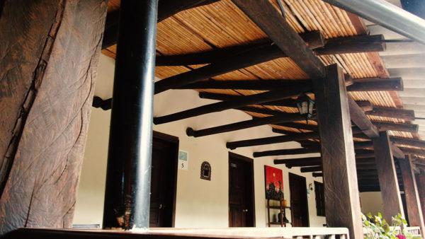 Hacienda Cotacachi CeilingsT