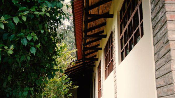 Hacienda Cotacachi Walls
