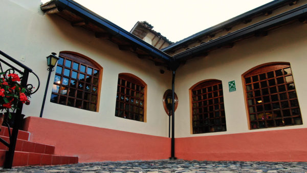 Hacienda Cotacachi FrontT