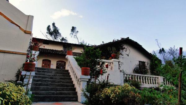 Hacienda Cotacachi FrontS