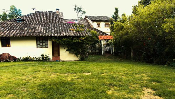 Hacienda Cotacachi GardenT