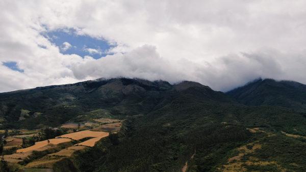 Hacienda Cotacachi Volcano