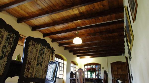 Hacienda Cotacachi DiningT