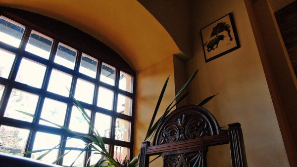 Hacienda Cotacachi Hall
