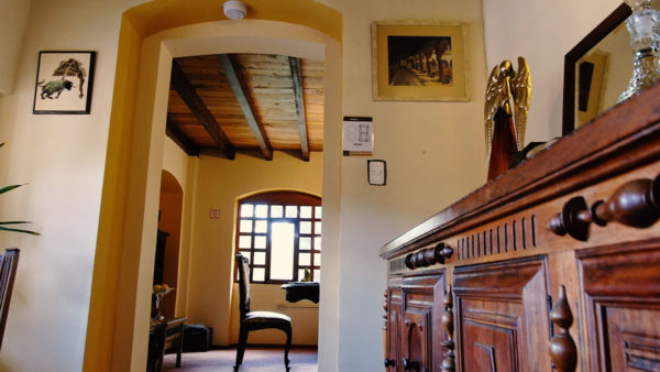 Hacienda Cotacachi HallT
